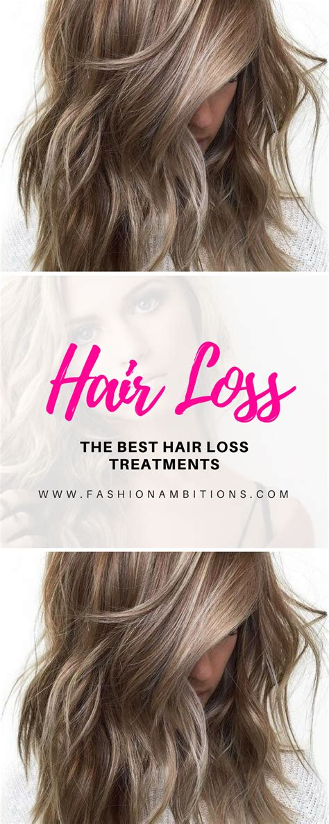 hair loss treatments