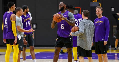 LeBron, Lakers Gear Up for Final 25-Game Push   Los ...