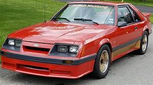 80s Epitomized: 1986 Ford Mustang Saleen
