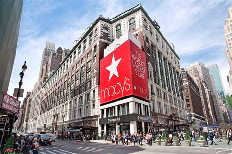Macy's Real Estate Is Worth Billions. But There Are A Few
