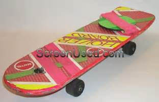 back to the future 2 hoverboard mattel screenused com