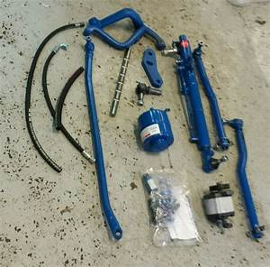 Ford Tractor Power Steering Conversion Kit 2000 3000 3600