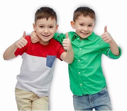 Boy Boys Happy Transparent Speech Meet Reach