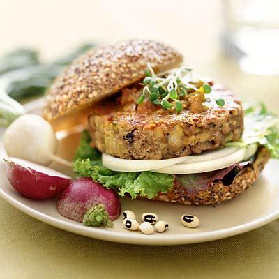 garden burger recipe 5 veggie burger recipes we health