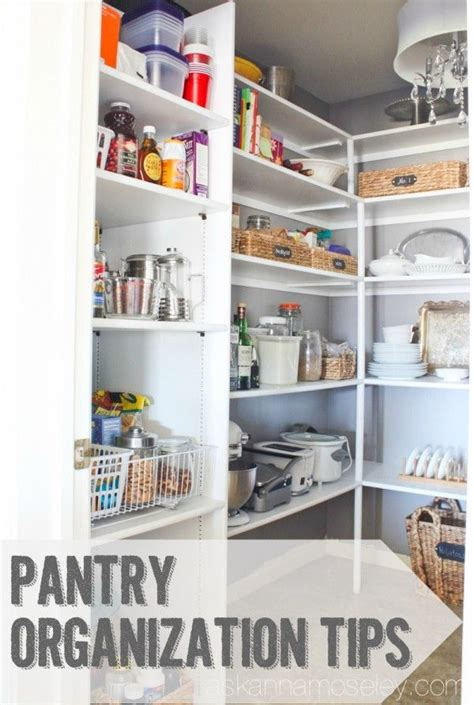 kitchen pantry organization tips 28 best images about pantry fill the freezer fete on 5487