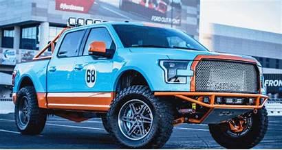 Sema Ford Custom 150 Trucks Galpin Sports