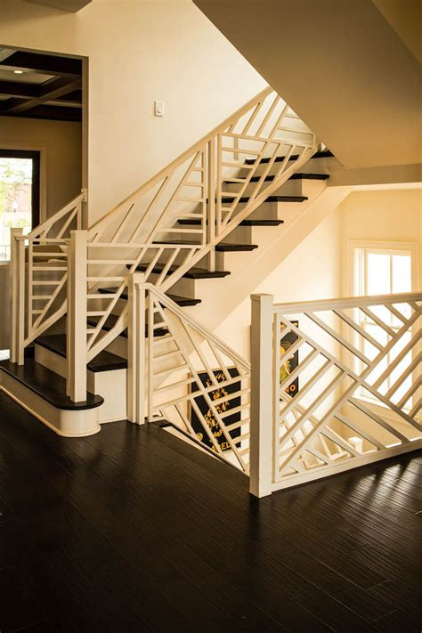 wooden banister designs wooden baluster custom stairs artistic stairs