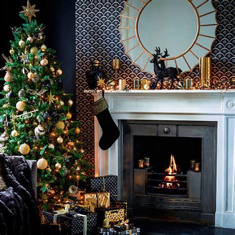 fireplace ideas  christmas christmas decorations