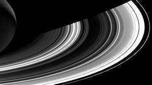 SATURN: REAL FOOTAGE FROM CASSINI MISSION - YouTube