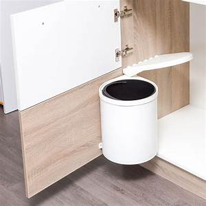 Meuble Poubelle Cuisine : comment cacher une poubelle de cuisine nos astuces ~ Dallasstarsshop.com Idées de Décoration