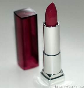 MAC Craving Dupe: Maybelline Color Sensational Lipstick ...