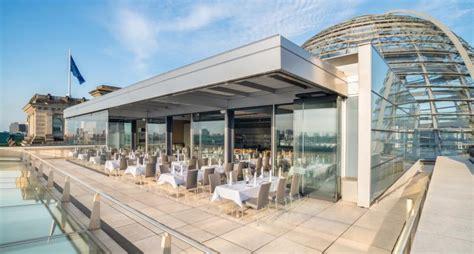 Restaurant Käfer at Bundestag - Rooftop Restaurants with a ...