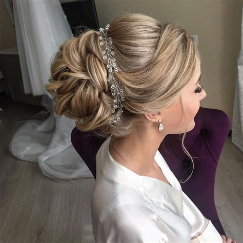 10 lavish wedding hairstyles for long hair wedding