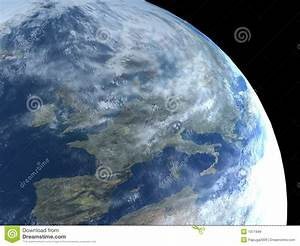 Earth Like Planet Royalty Free Stock Images - Image: 1971949