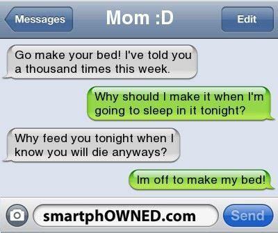 moms universe  instances  show   unbeatable