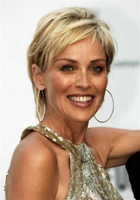 20+ Short Hair Styles For Women Over 50 Short Hairstyles