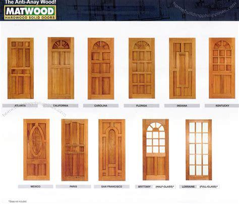 Plantation Homes Interior - solid hardwood doors wood door design philippines