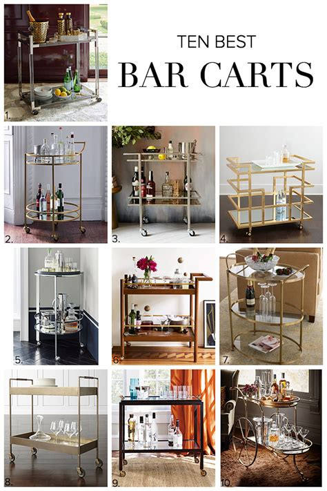 172 best bar carts images a guide to creating the home bar sohautestyle com