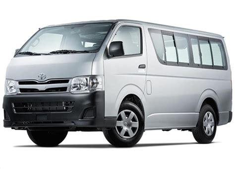 Dfsk Backgrounds by Toyota Hi Ace Commuter 2018 Mt White Gcarsph