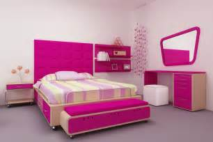 Pink Bedroom Ideas Pink Bedroom Interior Design Decosee