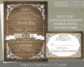 chalkboard wedding programs printable rustic wedding invitations templates