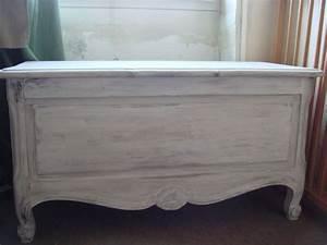 rien a cirer du temps pour ca de temps en temps With peinture blanche pour meuble