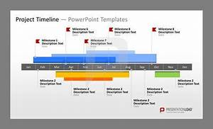 Project Timeline Powerpoint Template Presentationload