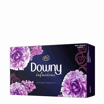Downy Sheets Softener Fabric Lavender Infusions Serenity