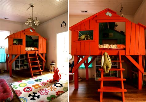 cabane de chambre une cabane d intérieur pour rêver et sévader