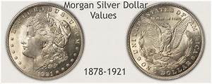 Morgan Silver Dollar Values Discover Their Worth