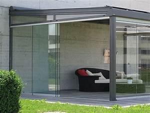 Verande per terrazzi Pergole e tettoie da giardino Tipologie e caratteristiche delle verande