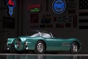 1954 PONTIAC BONNEVILLE SPECIAL MOTORAMA CONCEPT CAR178450