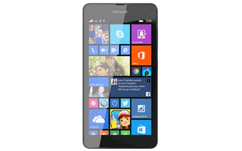 microsoft lumia 535 specification