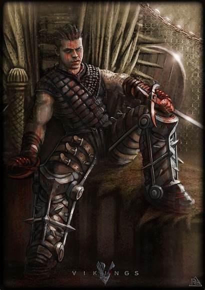 Ivar Boneless Vikings Ragnar Lothbrok Wallpapers Fanart