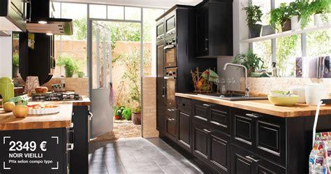 cuisine style bistro cuisine lapeyre bistro photo 15 20 noir vieilli et