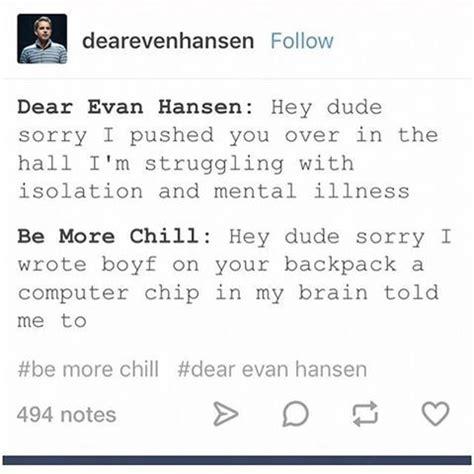 Be More Chill Memes - bmc meme stash be more chill amino