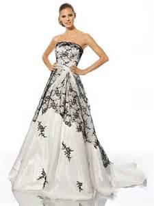 robe noir mariage coiffurete la robe de mariée blanche et