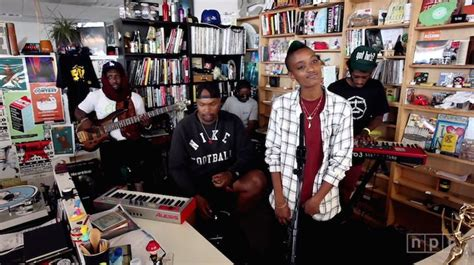 where is tiny desk concert the internet 39 s tiny desk concert takeover