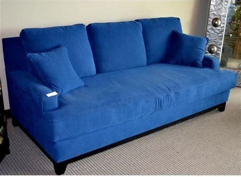 Blue Sleeper Sofa by Blue Sleeper Sofa Home Furniture Design
