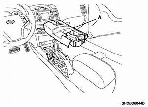 Center Cons 2004 Hyundai Elantra Parts Diagram  Hyundai