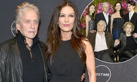 michael douglas admits  doesnt feel empty nest syndome