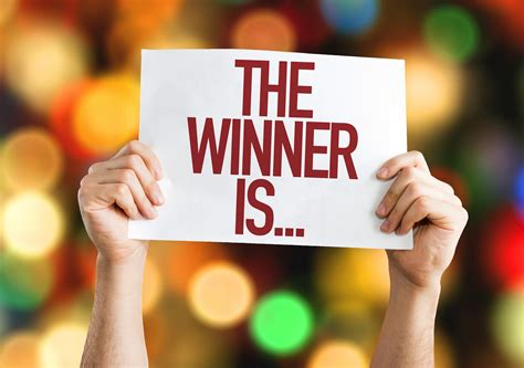 5 times the wrong winner was announced - Prizeology