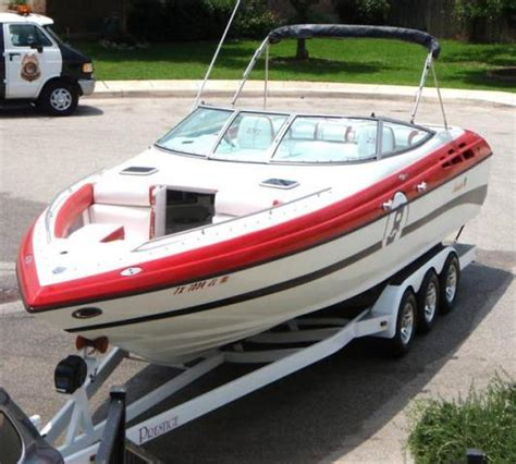 Motor Boats For Sale On Ebay by Really Sweet 1999 Z302 For Sale On Ebay The