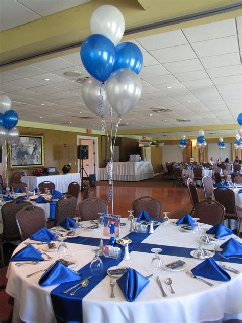 Graduation Table Decorations For Guys by Centerpieces Balloon Decorating Favors Ideas