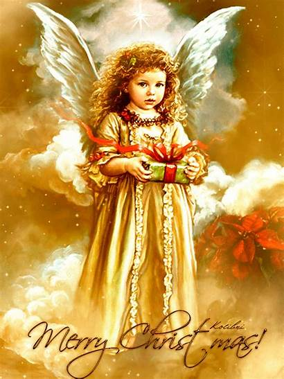Merry Angels Angel Gifs Animated Natale Teresa