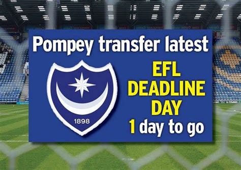 Portsmouth transfer updates - Live: All the latest from ...