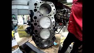 Overhaul Nissan Td27