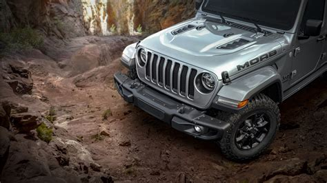 2018 Jeep Wrangler Unlimited Moab Edition 2 Wallpaper