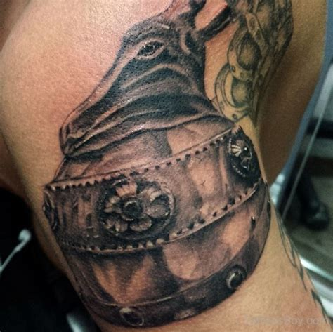 Tattoo Sleeve Mann