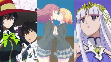 Best Anime Fall 2017 Kotaku The Five Anime Of Winter 2014 You Should Be